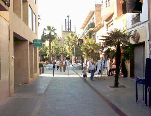 casa avenida castelldefels: